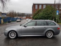BMW 5 SERIES 2.0 520D M SPORT BUSINESS EDITION TOURING 5DR