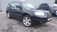 SUBARU FORESTER 2.5 XT 5DR AUTOMATIC