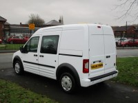 FORD TRANSIT CONNECT 1.8 T230 TREND - CREW VAN (4 SEATS) - EX POLICE - FSH