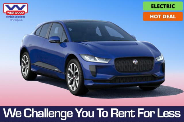 JAGUAR I-PACE ELECTRIC HATCHBACK HSE 5DR AUTOMATIC in Wigan