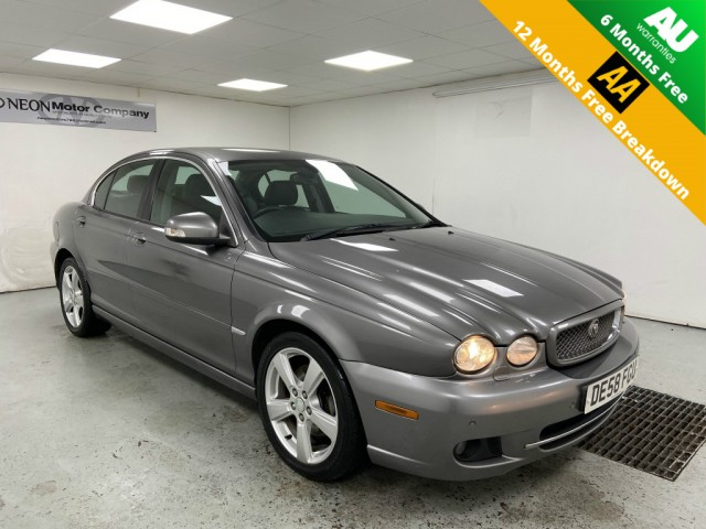 Used JAGUAR X-TYPE 2.2 SE 4DR AUTOMATIC in West Yorkshire
