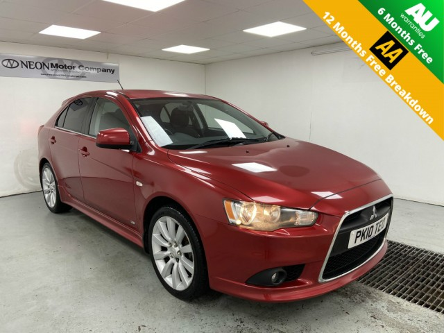 Used MITSUBISHI LANCER 1.8 GS3 5DR in West Yorkshire