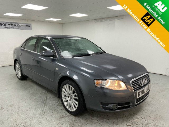 Used AUDI A4 2.0 TDI QUATTRO SE 4DR in West Yorkshire