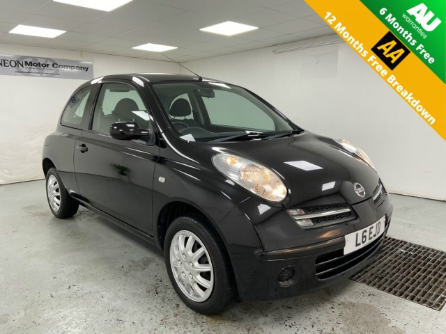 Used NISSAN MICRA 1.2 SPIRITA 3DR AUTOMATIC in West Yorkshire