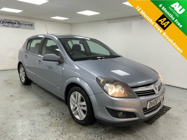 Used VAUXHALL ASTRA 1.6 SXI 5DR in West Yorkshire