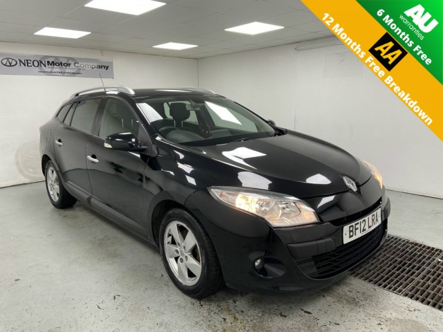 Used RENAULT MEGANE 1.5 DYNAMIQUE TOMTOM DCI ECO 5DR in West Yorkshire