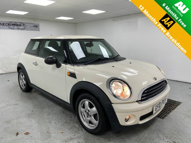 Used MINI HATCH 1.6 ONE 3DR in West Yorkshire