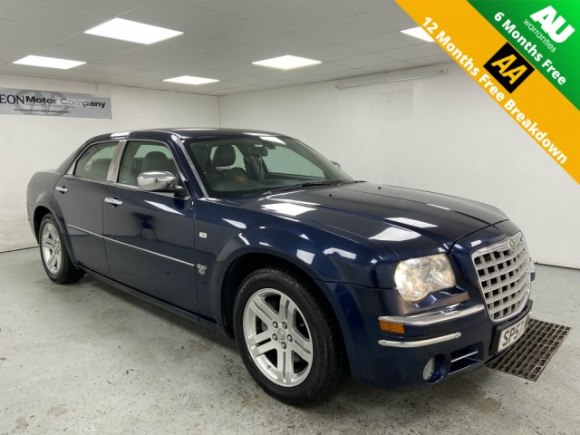 Used CHRYSLER 300C 3.0 CRD RHD 4DR AUTOMATIC in West Yorkshire