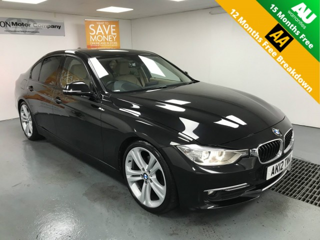 Used BMW 3 SERIES 2.0 320D LUXURY 4DR AUTOMATIC in West Yorkshire