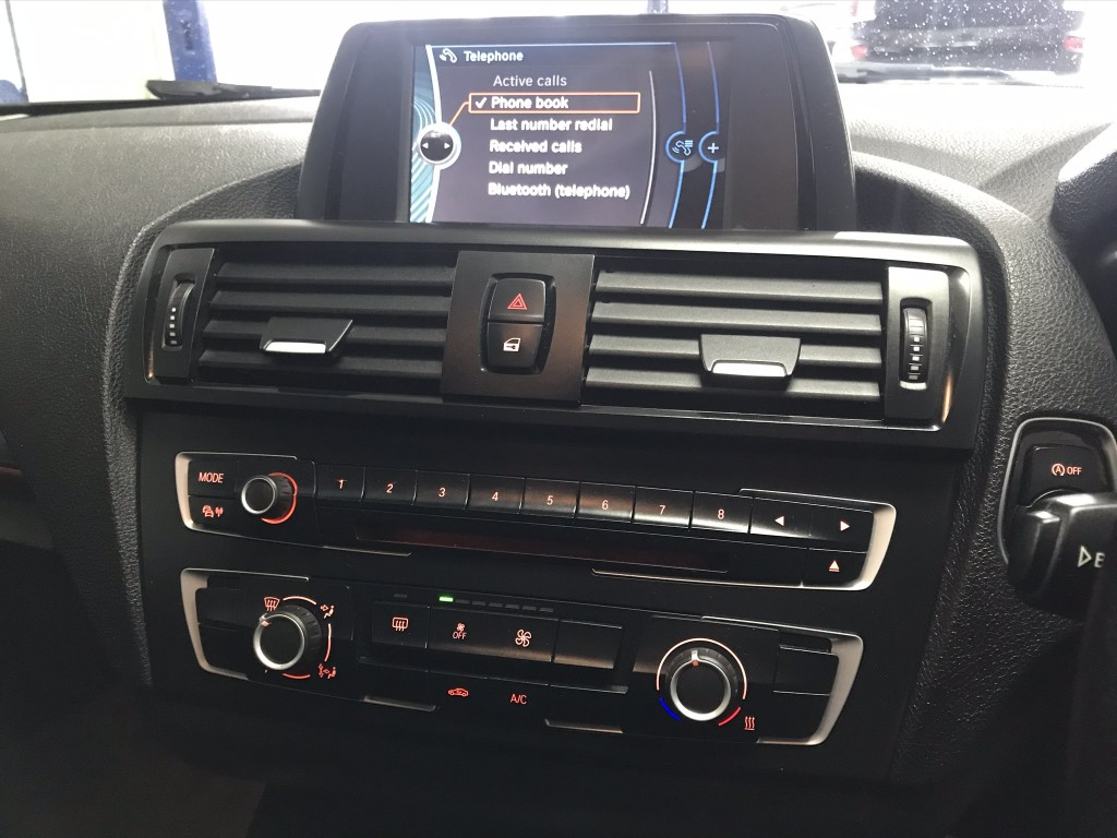 BMW 1 SERIES 1.6 116I SPORT 3DR