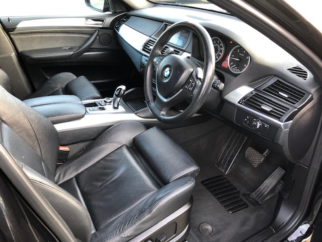 BMW X6 3.0 XDRIVE30D 4DR AUTOMATIC