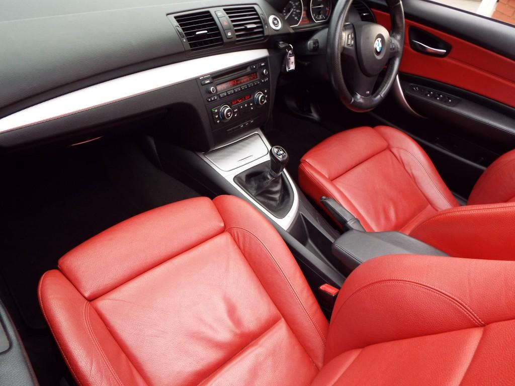 BMW 1 SERIES 2.0 120D M SPORT 2DR