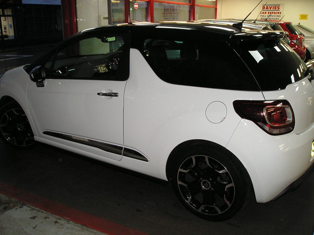 CITROEN DS3 1.6 E-HDI AIRDREAM DSPORT PLUS 3DR