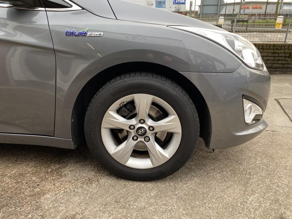 HYUNDAI I40 1.7 CRDI ACTIVE BLUE DRIVE 4DR
