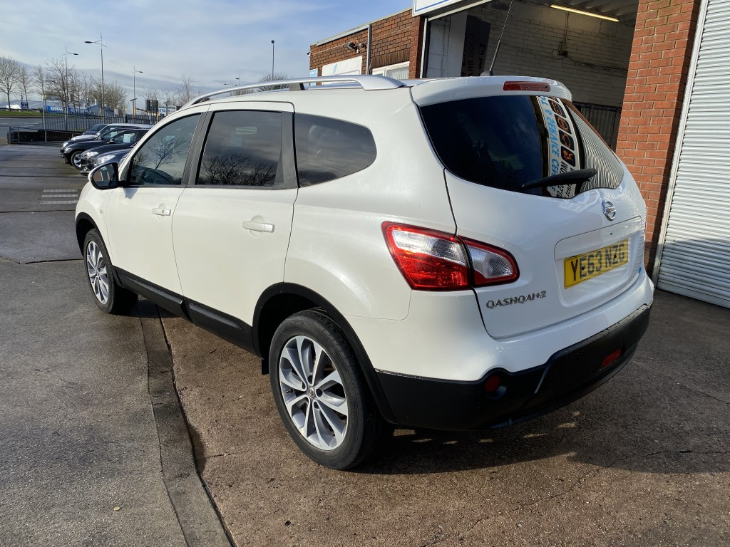 NISSAN QASHQAI 1.6 TEKNA IS PLUS 2 DCIS/S 5DR