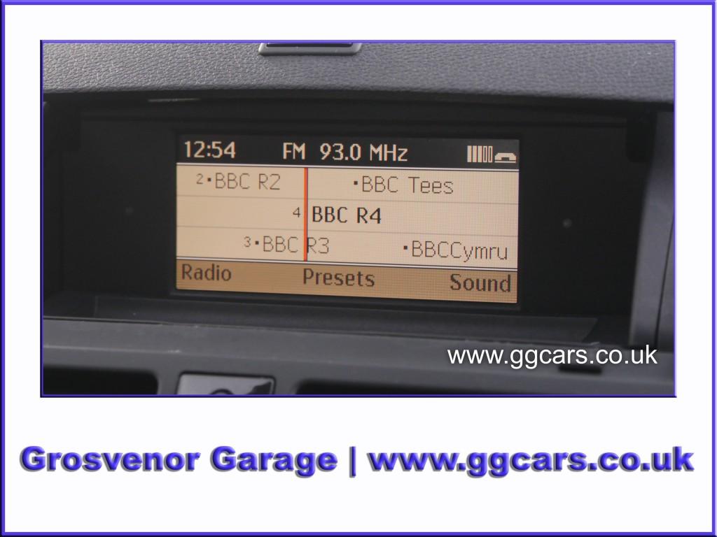 MERCEDES-BENZ C-CLASS 1.8 C180 KOMPRESSOR SE 4DR AUTOMATIC