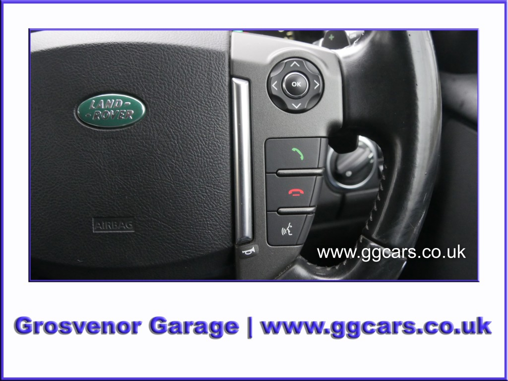 LAND ROVER DISCOVERY 3.0 4 SDV6 GS 5DR AUTOMATIC