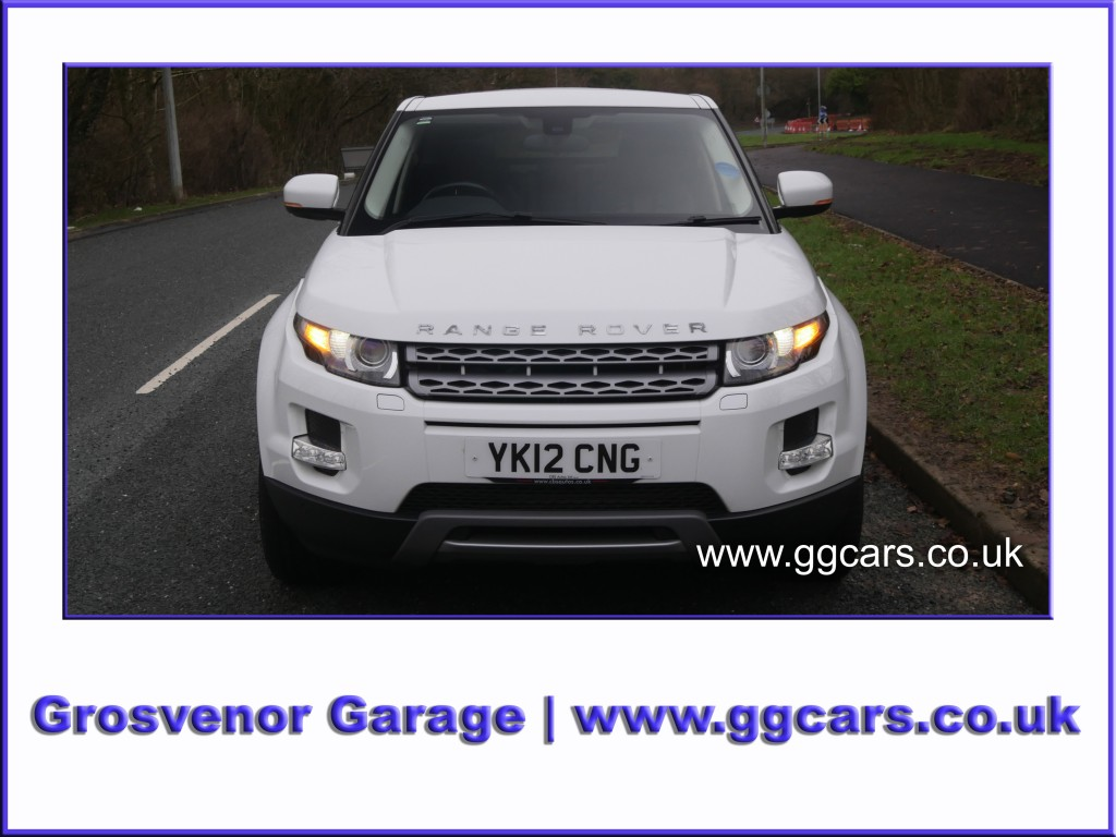 LAND ROVER RANGE ROVER EVOQUE 2.2 TD4 PURE TECH 5DR