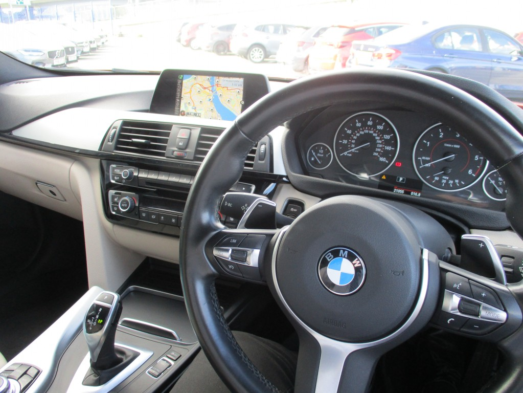 BMW 3 SERIES 2.0 320D M SPORT 4DR AUTOMATIC