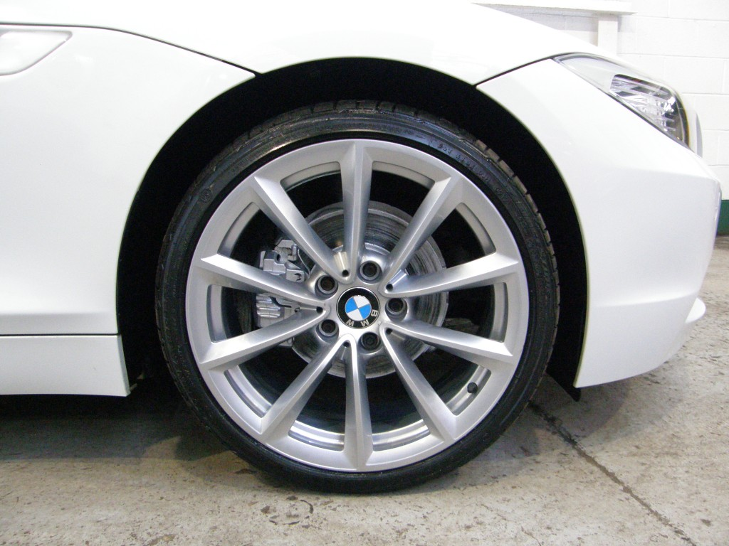 BMW Z SERIES 2.5 Z4 SDRIVE23I HIGHLINE EDITION 2DR