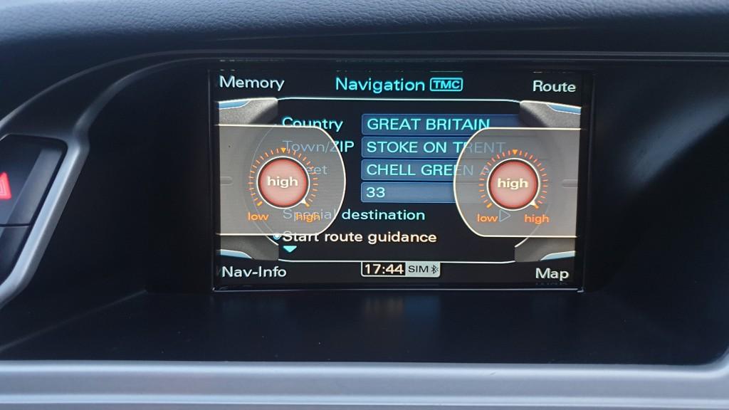 AUDI A4 2.0 TDI QUATTRO S LINE 4DR