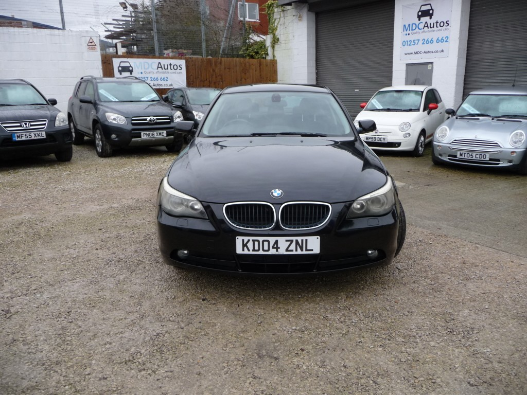 BMW 5 SERIES 2.2 520I SE 4DR AUTOMATIC