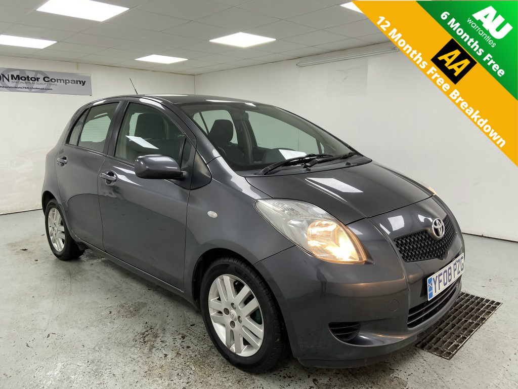 Used TOYOTA YARIS 1.3 TR VVTI 5DR in West Yorkshire