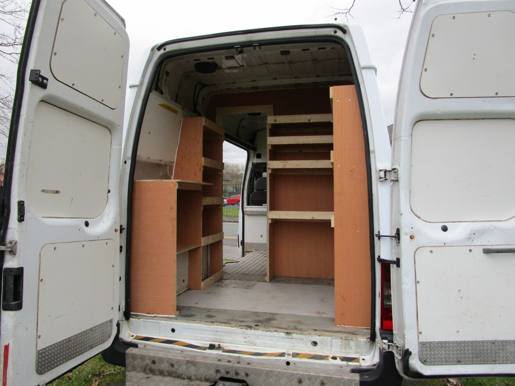 FORD TRANSIT 2.4 RWD 115 T350L - 7 SEATS - NO VAT