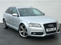 AUDI A3 2.0 SPORTBACK TDI S LINE SPECIAL EDITION 5DR