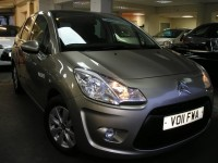 CITROEN C3 1.4 VTR PLUS HDI 5DR