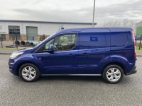 FORD TRANSIT CONNECT 1.5 200 LIMITED P/V
