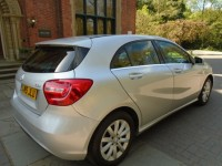 MERCEDES-BENZ A-CLASS 1.5 A180 CDI BLUEEFFICIENCY SE 5DR