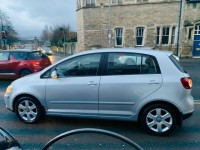 VOLKSWAGEN GOLF PLUS 1.9 SE TDI 5DR