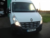 RENAULT MASTER 2.3 LM35 ENERGY DCI S/R P/V