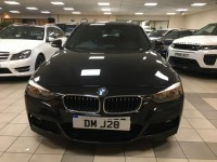 BMW 3 SERIES 2.0 320D M SPORT TOURING 5DR