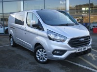 FORD TRANSIT CUSTOM 2.0 320 LIMITED DCIV L2 H1 AUTOMATIC