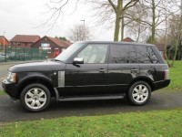 LAND ROVER RANGE ROVER 3.6 TDV8 VOGUE AUTOMATIC - AIR CON - HEATED SEATS - CRUISE CON