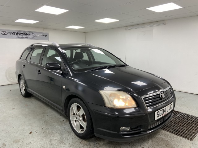 Used TOYOTA AVENSIS 1.8 T3-X VVT-I 5DR in West Yorkshire
