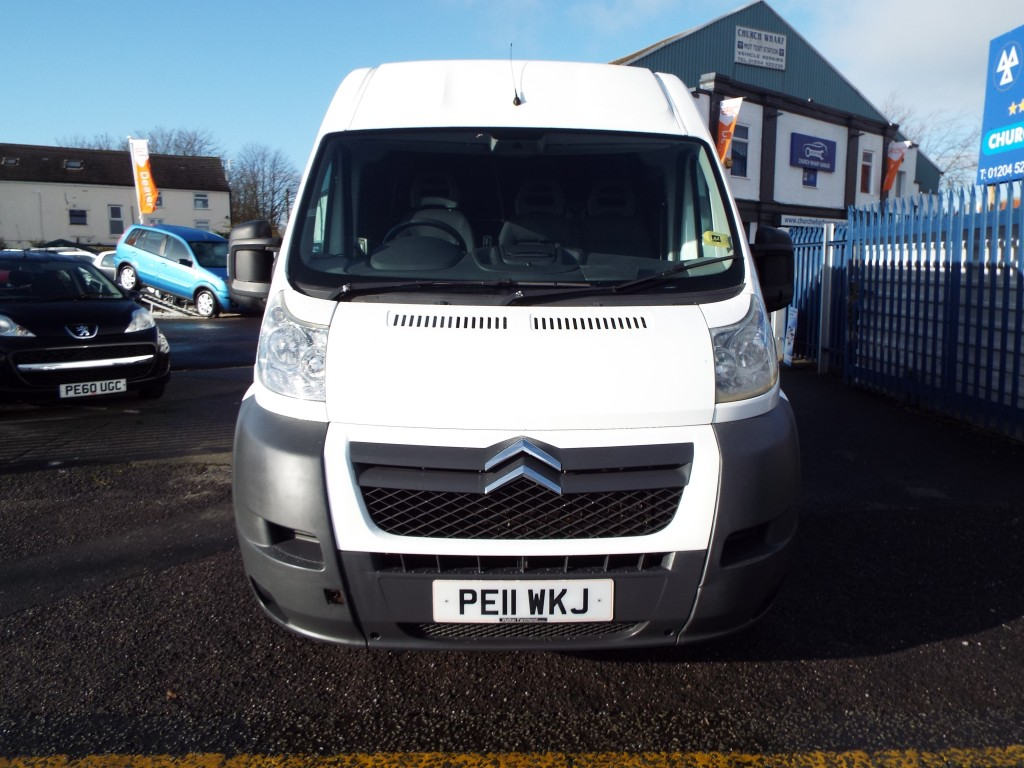 CITROEN RELAY 2.2 35 L3H2 120 LWB HR