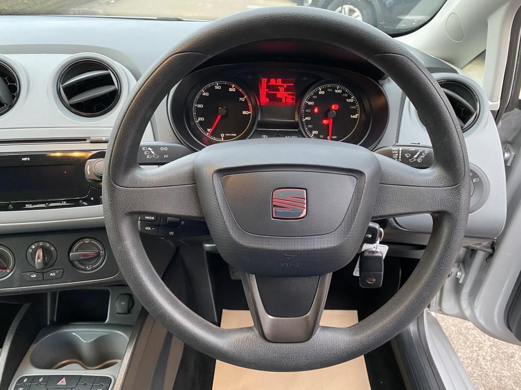 SEAT IBIZA 1.2 S A/C 5DR