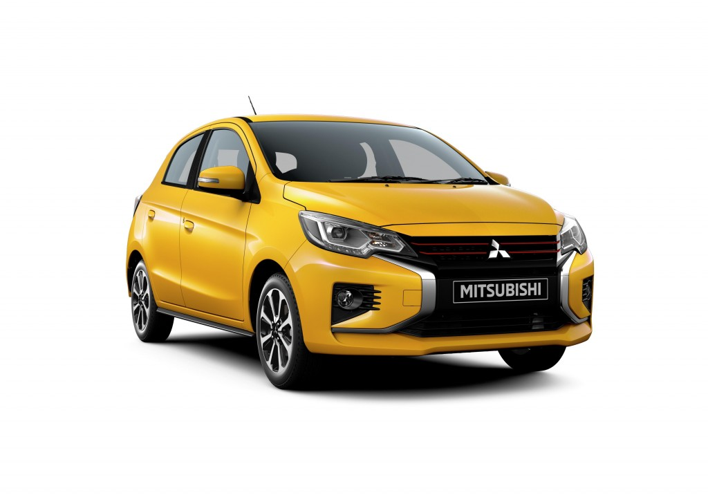 MITSUBISHI MIRAGE DESIGN