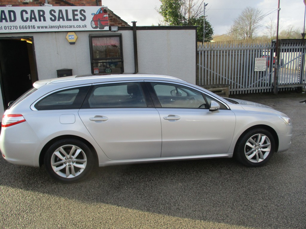 PEUGEOT 508 1.6 HDI SW ACTIVE 5DR