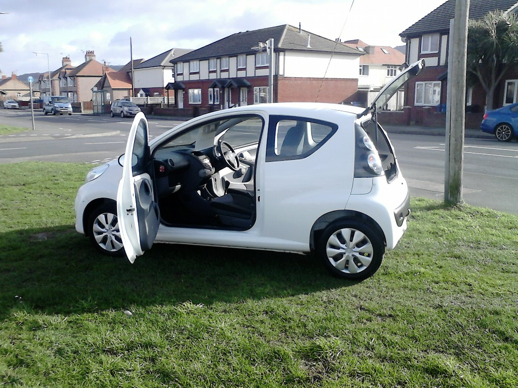 CITROEN C1 1.0 SPLASH 3DR