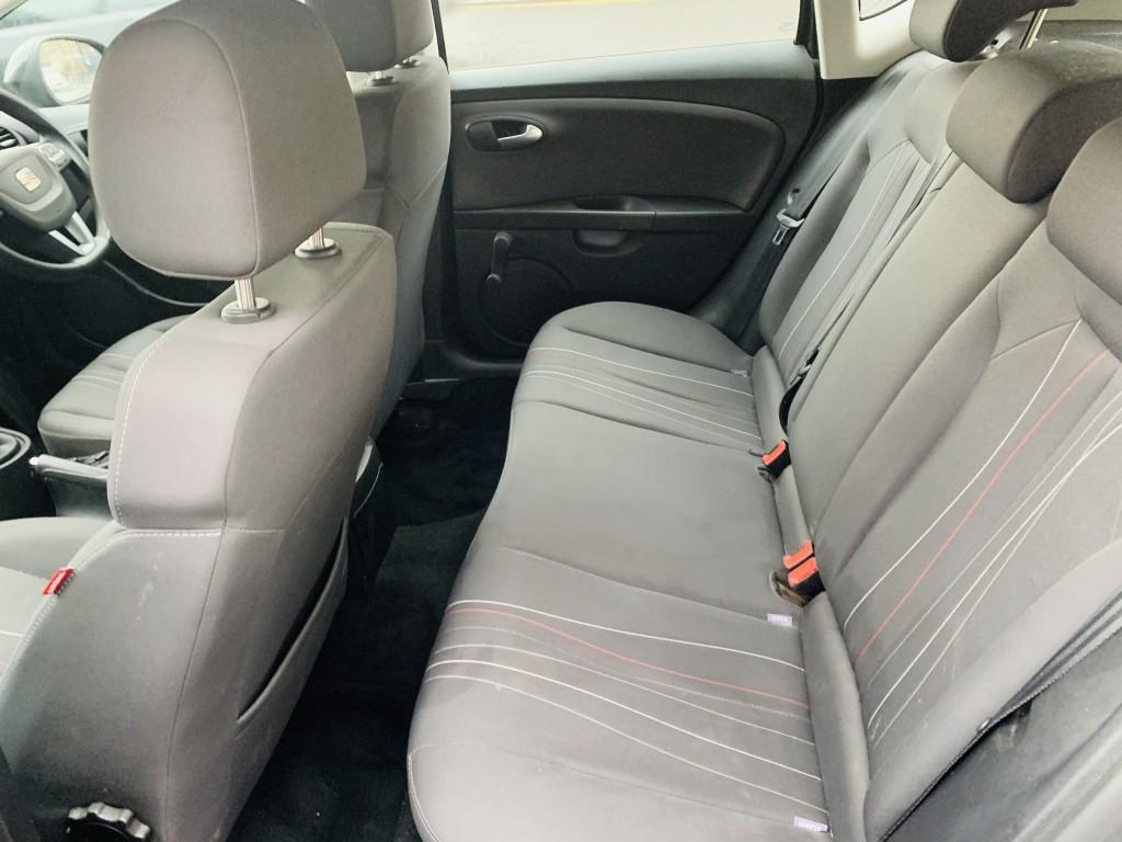 SEAT LEON 1.6 CR TDI ECOMOTIVE S AC 5DR
