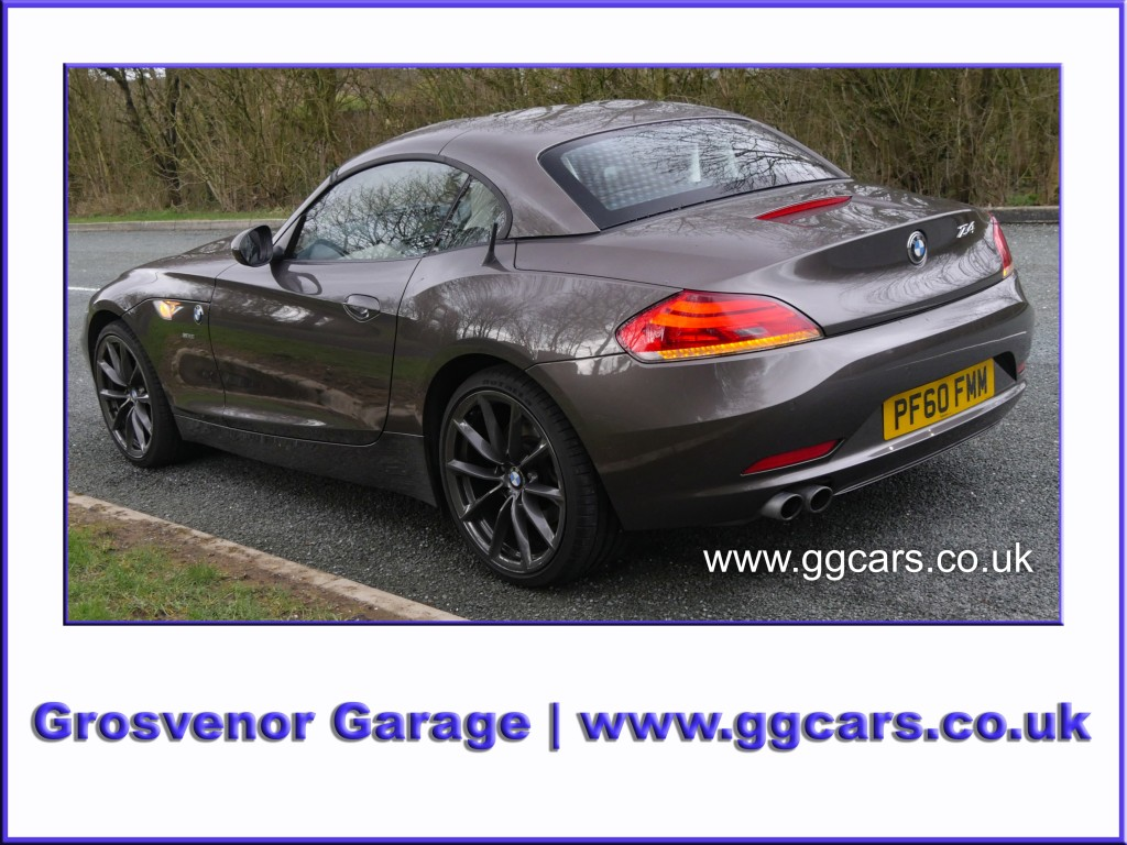 BMW Z SERIES 2.5 Z4 SDRIVE23I ROADSTER 2DR AUTOMATIC