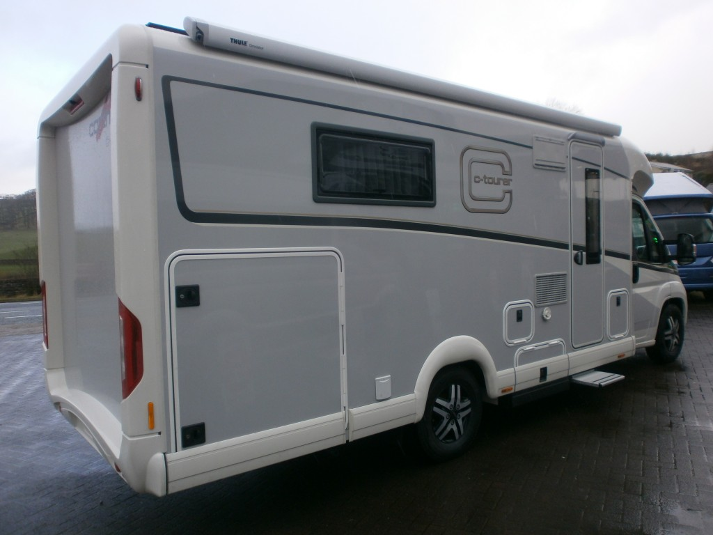 CARTHAGO C-Tourer T 150 QB