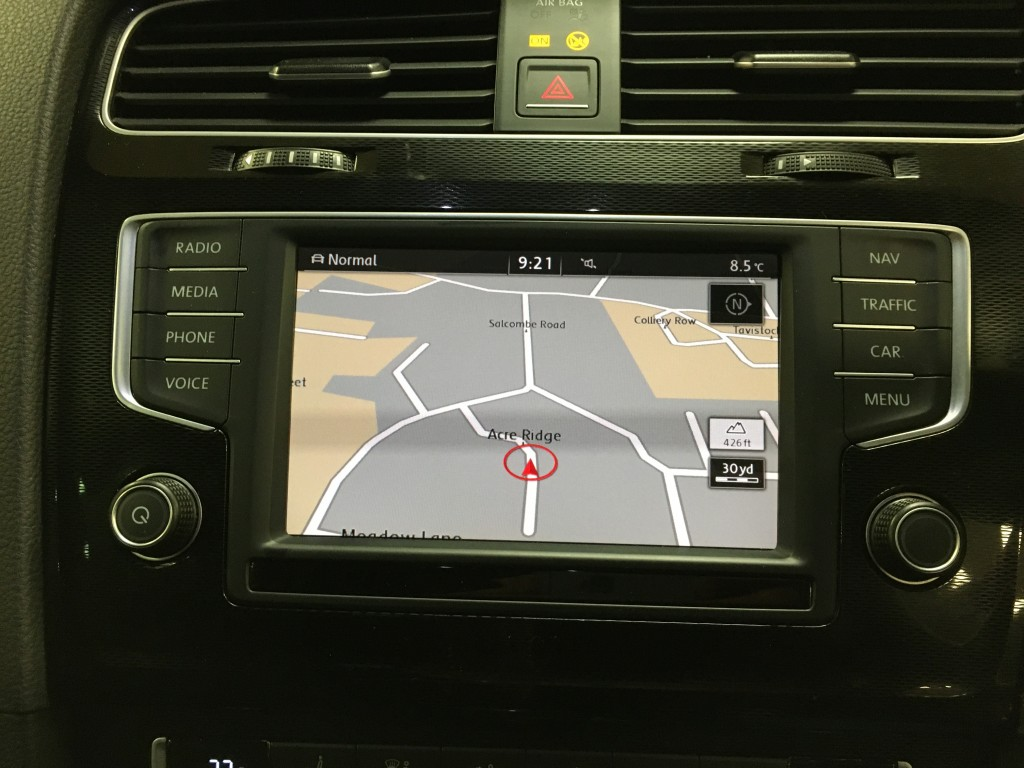 VOLKSWAGEN GOLF 2.0 GTI LAUNCH DSG 3DR SEMI AUTOMATIC