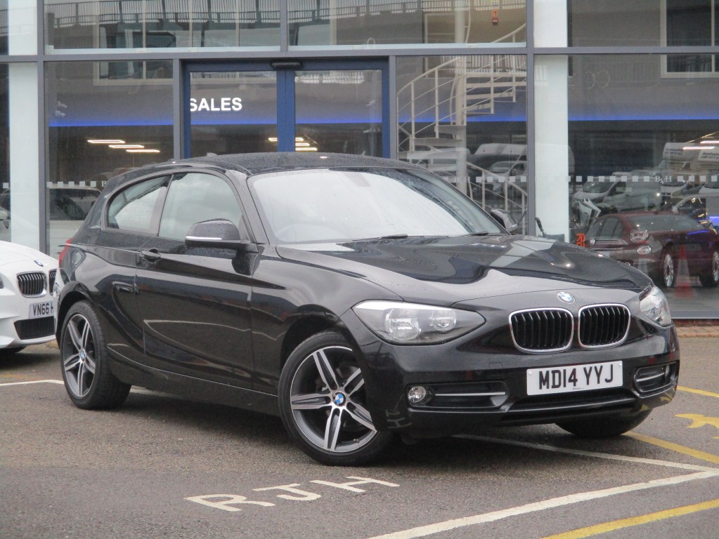 BMW 1 SERIES 1.6 116I SPORT 3DR AUTOMATIC