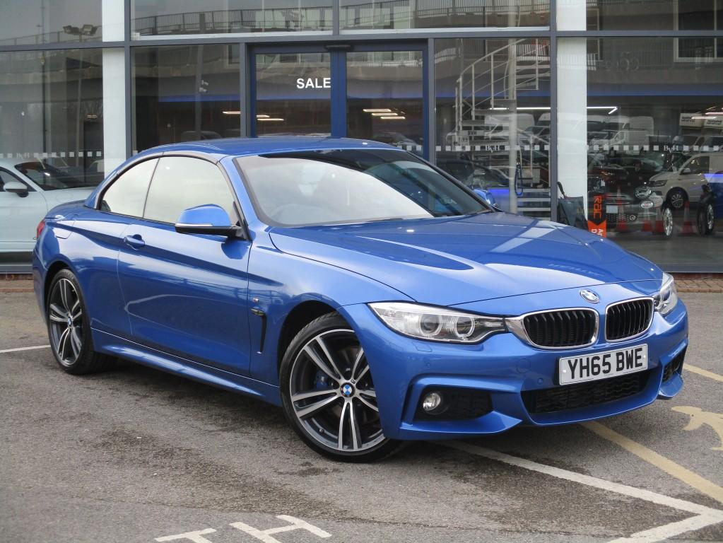BMW 4 SERIES 2.0 420D M SPORT 2DR AUTOMATIC