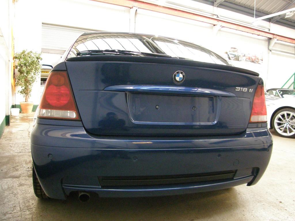 BMW 3 SERIES 2.0 318TI SPORT 3DR